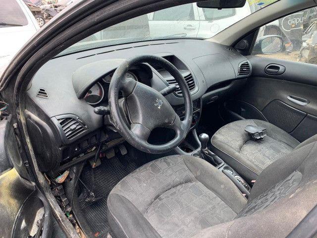 Peugeot 207 Passion 1.4 2010 Sucata para retirada de peças - Foto 4