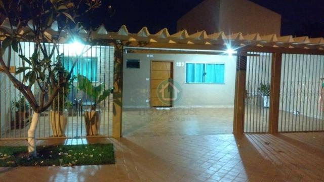 Casa com 4 dormitórios à venda, 220 m² por R$ 380.000 - Cohafama - Campo Grande/MS