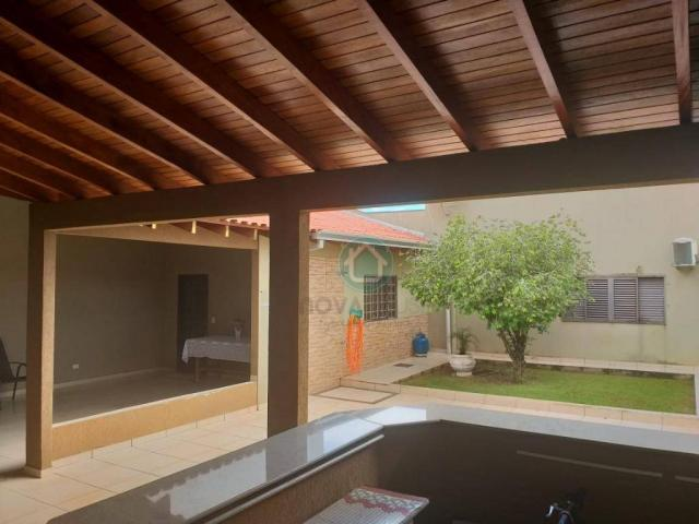 Casa com 4 dormitórios à venda, 220 m² por R$ 380.000 - Cohafama - Campo Grande/MS - Foto 14
