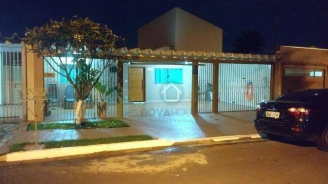 Casa com 4 dormitórios à venda, 220 m² por R$ 380.000 - Cohafama - Campo Grande/MS - Foto 12
