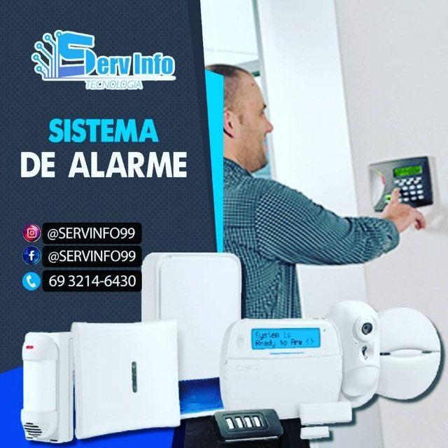 Sistema de alarme - Foto 2