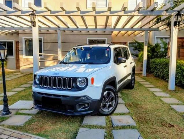 Jeep Renegade automático DOCS PAGOS 2020 - Foto 3