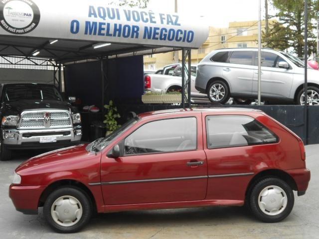 VolksWagen Gol CLi / CL/ Copa/ Stones 1.6 - Vermelho - 1996 - Foto 17