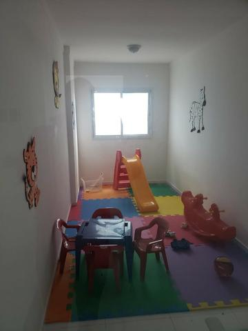 (Thamir) Apartamento 2 dormitórios 150 metros da praia, no bairro da Guilhermina - Foto 13