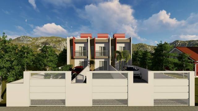 Residencial Jaspe Lindo Geminado Duplex