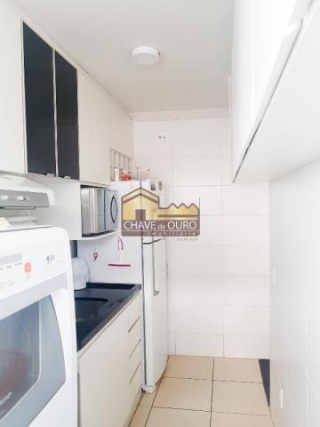 Apartamento à venda, 2 quartos, 1 vaga, São Benedito - Uberaba/MG - Foto 4