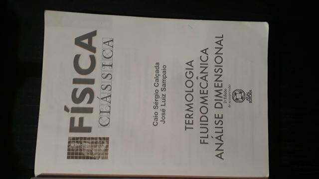 Livro Física Clássica - Foto 3