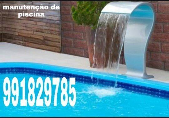 Manutenção de piscinas - Foto 2