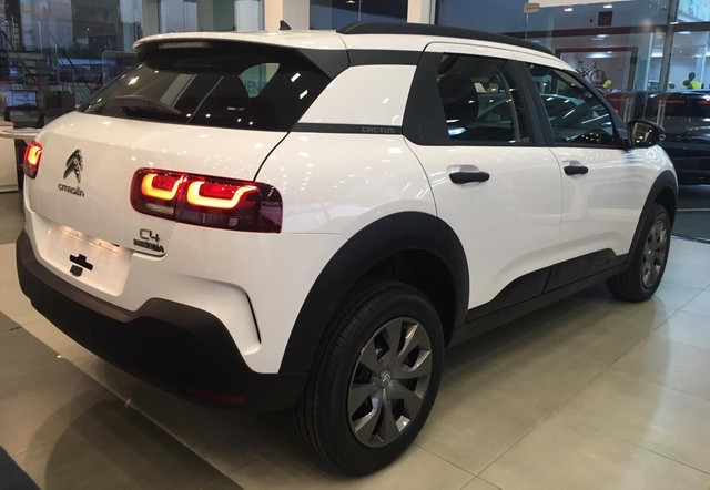 Citroën C4 Cactus LIVE 1.6 Automático 2021 - Excelente Oportunidade ! - Foto 7