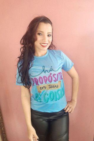 Camisetas femininas  - Foto 5