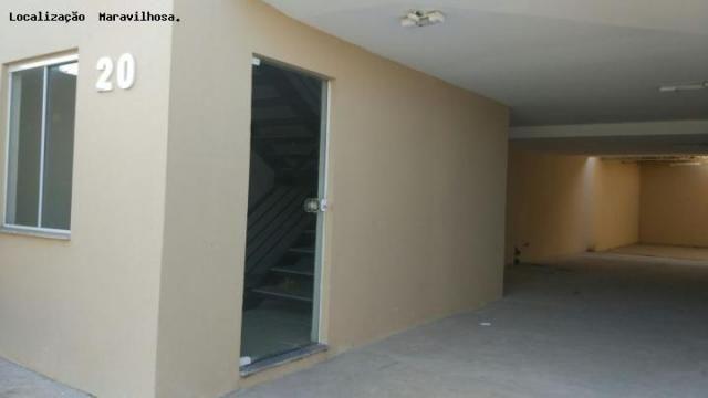 Apartamento para Locação em Volta Redonda, Jardim Belvedere, 2 dormitórios, 1 suíte - Foto 3