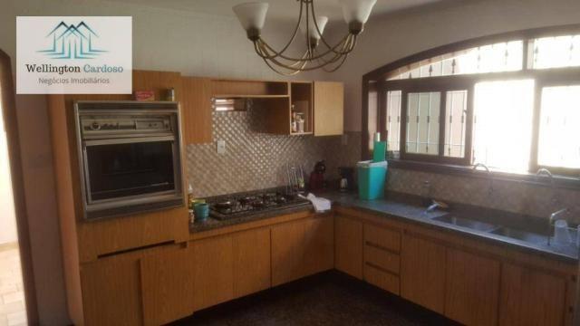 Sobrado com 4 dormitórios para alugar, 339 m² por R$ 5.000/mês MAIS IPTU DE R$350,00 - Jar - Foto 15
