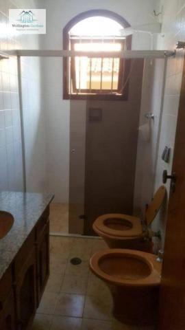 Sobrado com 4 dormitórios para alugar, 339 m² por R$ 5.000/mês MAIS IPTU DE R$350,00 - Jar - Foto 11