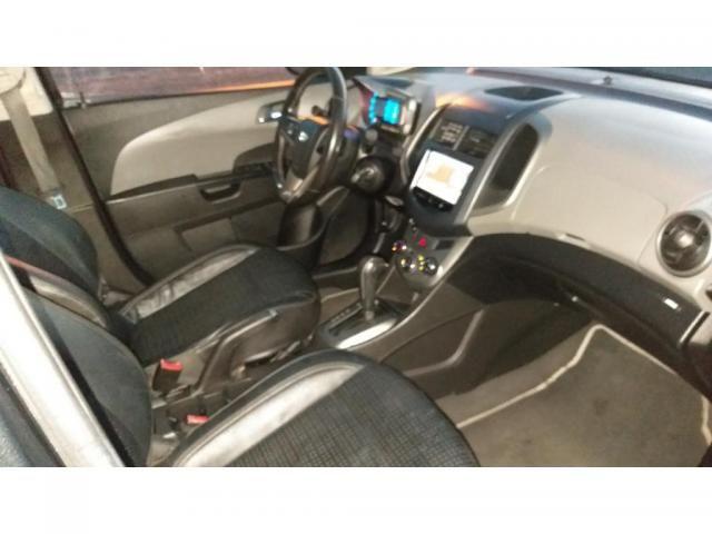 Chevrolet SONIC HB LTZ 1.6 16V Flexpower 5P Aut. - Foto 7