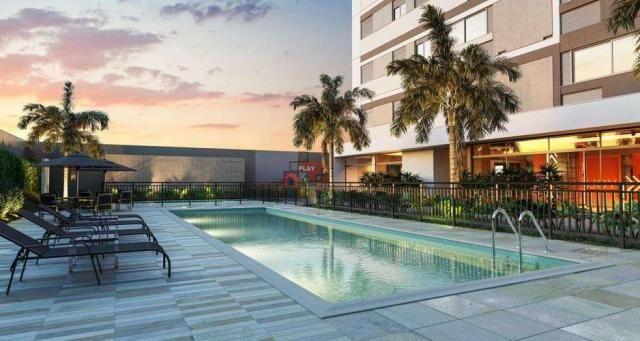 Enjoy - Apartamento de 2 ou 3 quartos com ótima localização em Londrina, PR - Foto 4