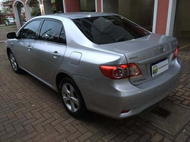 COROLLA 2012/2013 1.8 GLI 16V FLEX 4P MANUAL - Foto 5