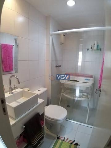 Apartamento com 2 dormitórios à venda, 54 m² por R$ 389.000,00 - Vila das Mercês - São Pau - Foto 7