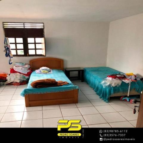 Casa com 6 dormitórios à venda, 420 m² por R$ 600.000,00 - Água Fria - João Pessoa/PB - Foto 7