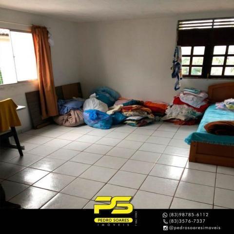 Casa com 6 dormitórios à venda, 420 m² por R$ 600.000,00 - Água Fria - João Pessoa/PB - Foto 17