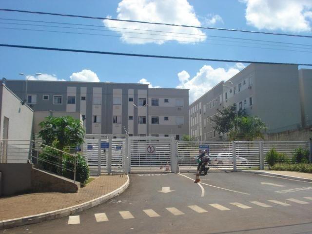 Apartamento com 2 dormitórios à venda, 42 m² por R$ 195.000 - Ribeirão Verde - Ribeirão Pr