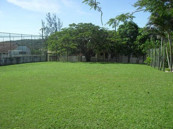 Excelente sítio com piscina, churrasqueira, campo de futebol, pomar há 3 minutos da lagoa - Foto 5