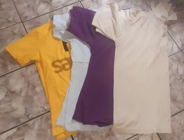 Lotes de roupas - Foto 5
