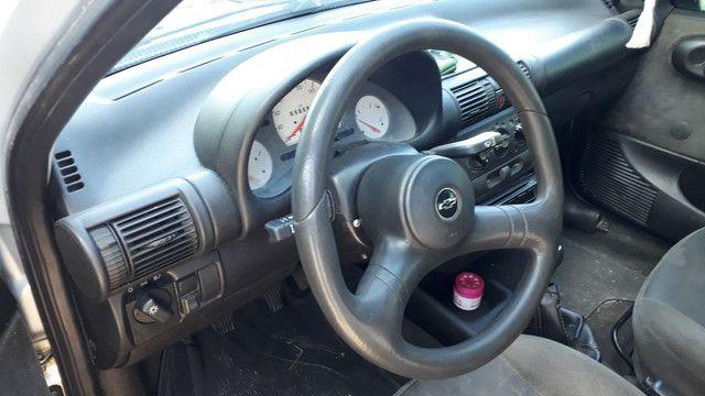 Corsa Sedan 2002 Millenium - Foto 5