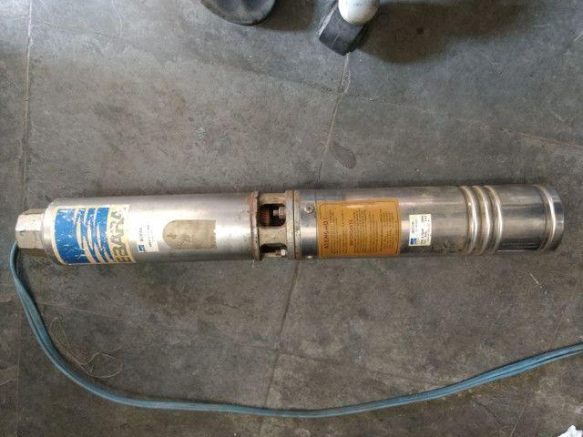 Bomba poço artesiano ebara trifásico - Foto 3