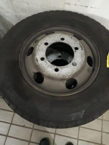Rodas original para caminhão 3/4 215/75 R17,5 e 235/75 R17,5  Accelo 1016, VW/  Mercedes - Foto 3