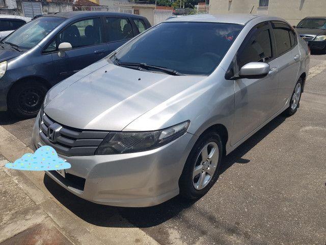 Honda City DX 2012 auto. Gnv 5 geração  - Foto 2