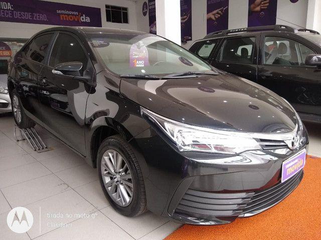 Toyota Corolla GLi Upper 1.8 flex AUT R$ 81.500,00 2019/2019