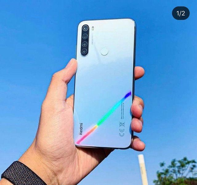 Promoção Redmi Note 8 - 64GB - Branco (pronta entrega)