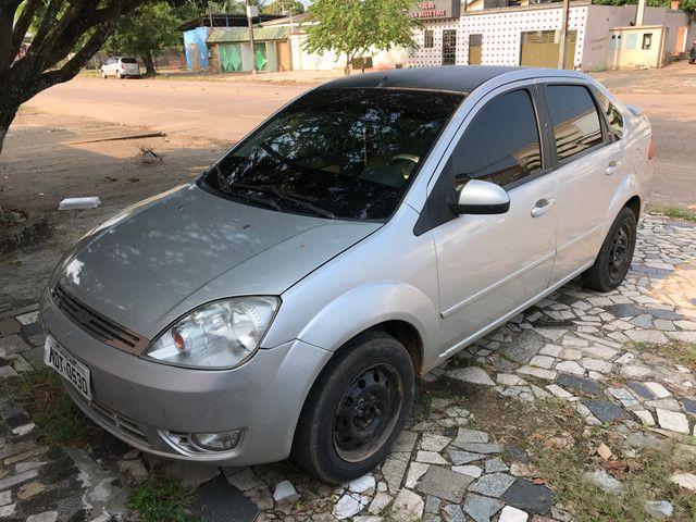 Carro Fiesta Sedan 1.0 2006/2007 -BAIXEI O PREÇO  ? - Foto 6