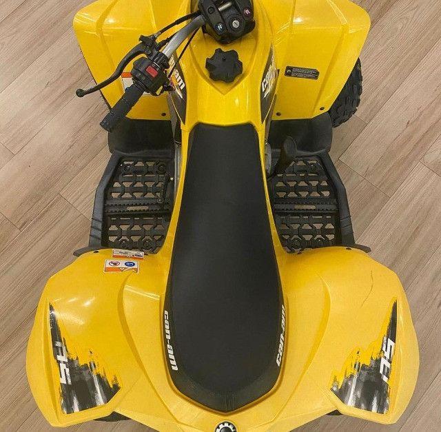 Quadriciclo Can-Am DS 90 - Foto 3