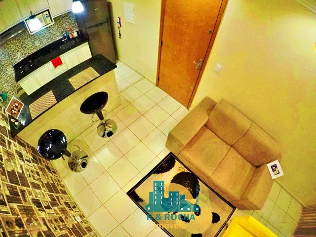 Jardim Paradiso Girassol // Apartamento com 44m² / '2 quartos / 1 vaga/ varanda