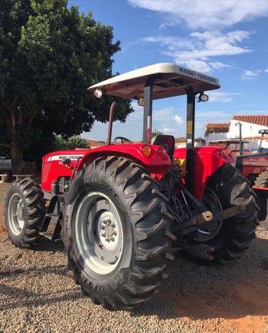 Trator MF 4283 4x4 2016 ( em Goiás ) (parcelo ) - Foto 5