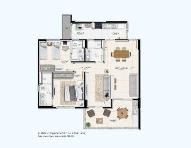 Ravello Residence    <- Lindo Lançamento \\  Jardim Europa, - Foto 5