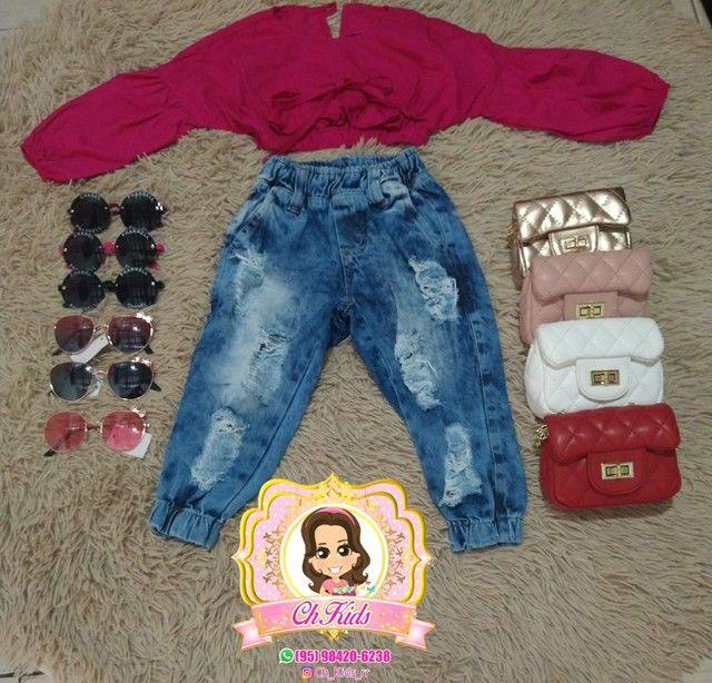 Moda blogueira infantil  - Foto 4
