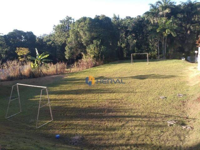 Chácara com 4 dormitórios à venda, 4950 m² por R$ 1.300.000 - Parque Alvamar - Sarandi/PR - Foto 7