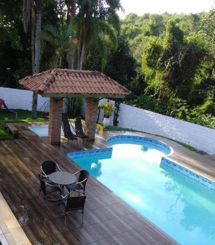 Chácara com 4 dormitórios à venda, 4950 m² por R$ 1.300.000 - Parque Alvamar - Sarandi/PR