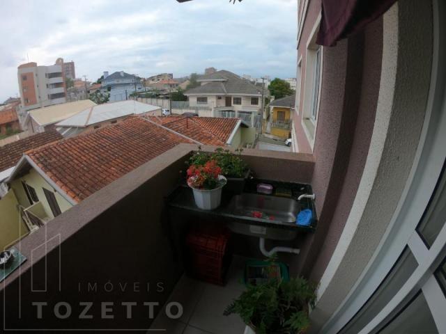 Apartamento para Venda em Ponta Grossa, Orfãs, 3 dormitórios, 1 suíte, 1 banheiro, 1 vaga - Foto 9