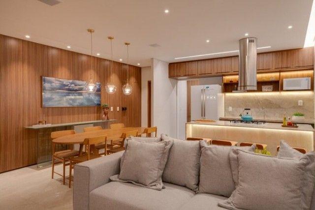 Apartamento para venda com 2 quartos, 88m² Residenza Maestro em Setor Oeste  - Foto 2