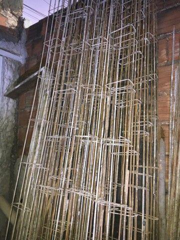 Vende-se colunas de ferro reciclado  - Foto 2