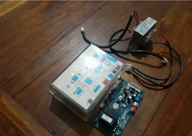 Placa Inclinação esteira Rebook T3 T9.5  - Foto 4