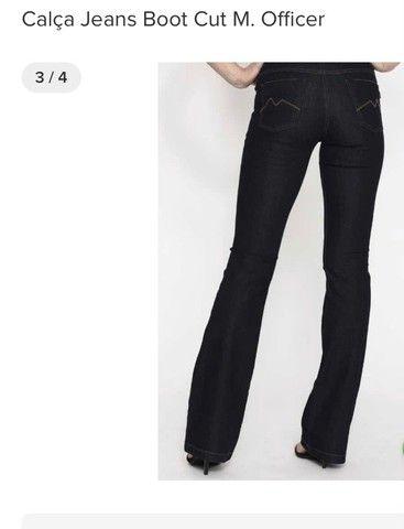 Calça Jeans escuro  - Foto 2