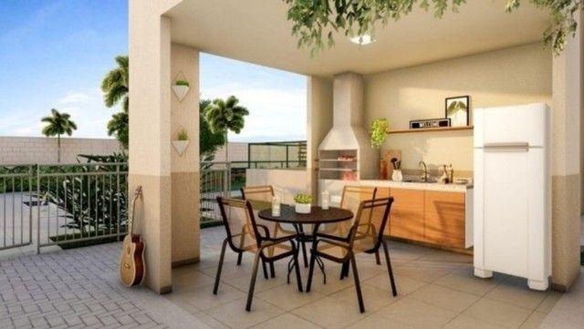 Apartamento na Praia do Futuro com Vista Mar - Entrada Parcelada #am14 - Foto 9