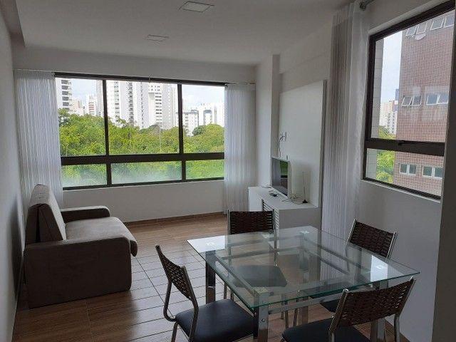 Apartamento de 1 Quarto  Mobiliado na Av. Beira  Rio no Bairro da Torre  - Foto 8