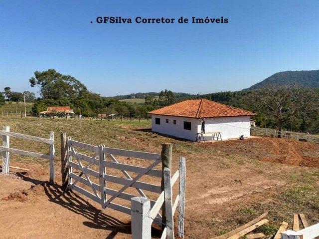 Chácara 10.000 m2 Casa Nova 3 dorm. suite Escritura Ref. 421 Silva Corretor - Foto 2