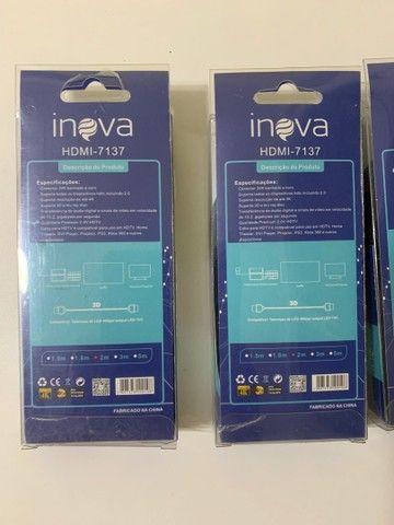 Cabo HDMI Inova 2 m - Foto 2