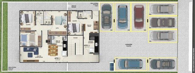 Apartamento para Venda - Tambauzinho, João Pessoa - 37m², 1 vaga - Foto 8